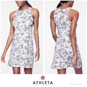 Athleta Santorini high neck dress